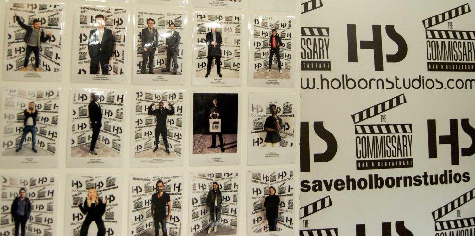 board save holborn studios